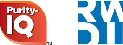 Purity-IQ and RWDI logos