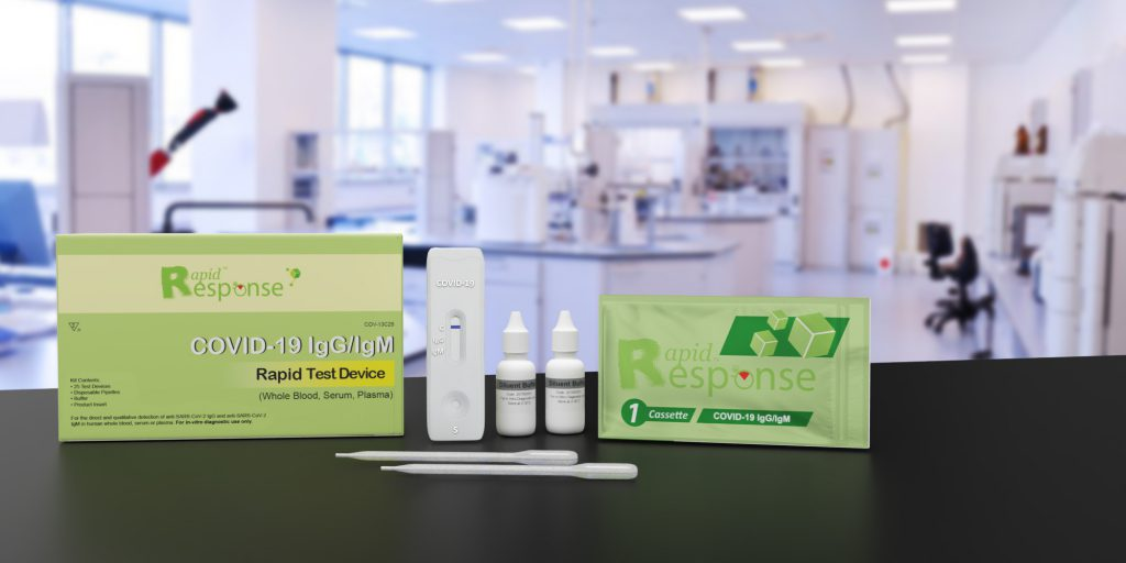 BTNX Antibody test