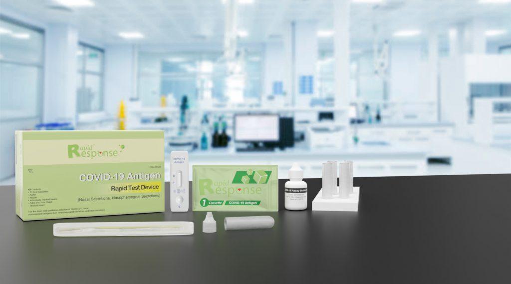 BTNX Rapid Response COVID-19 Antigen Test